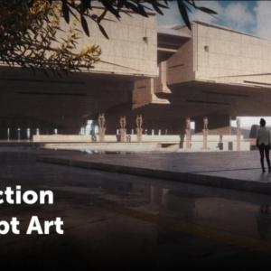 Production Concept Art with Jan Urschel