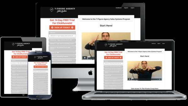7-Figure Agency Sales System by Michael Laurens