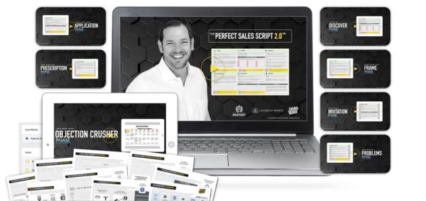 LaunchMaps – Perfect Sales Script 2.0 by Aaron N. Fletcher