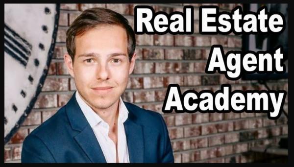 The Real Estate Agent Academy by Graham Stephan