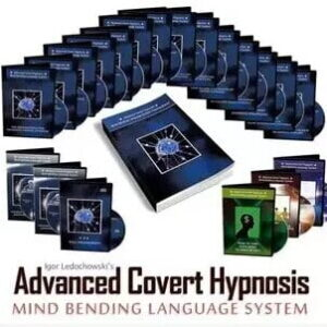 Advanced Covert Hypnosis – Mind Bending Language by Igor Ledochowski