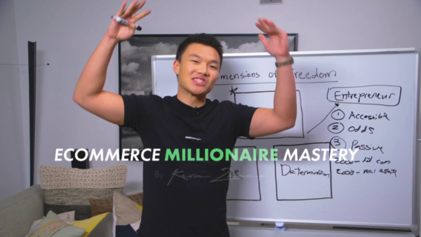 Ecommerce Millionaire Mastery with Kevin Zhang