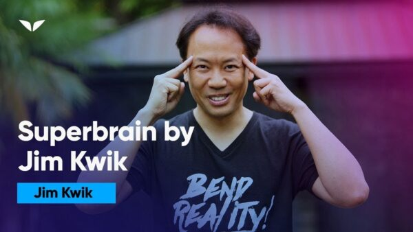 Super Brain and Focus Blueprint with Jimi Kwik