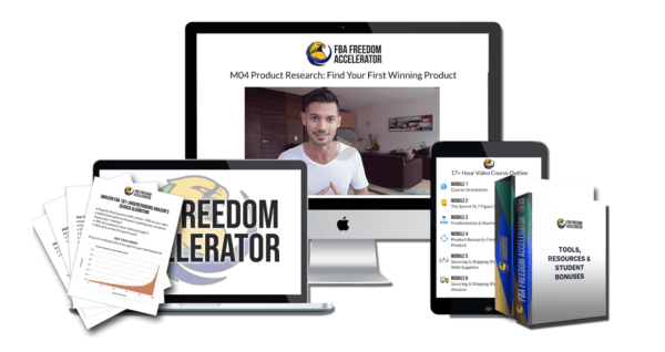 FBA Freedom Accelerator with Myles Dunphy