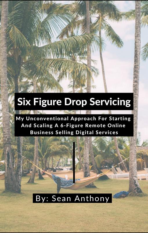 Sean Anthony – 6-Figure Drop Servicing Business Method