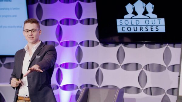 Sold Out Courses by Dan Henry