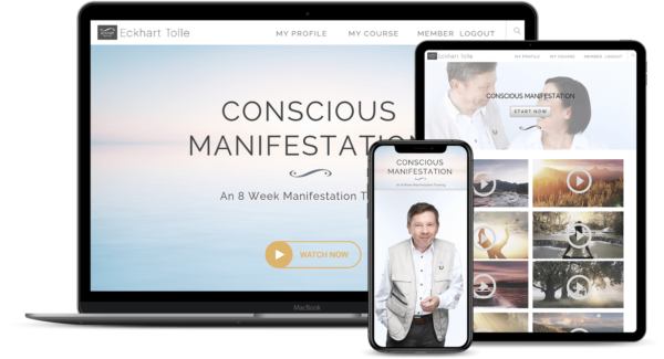 Conscious Manifestation 2020 with Eckhart Tolle