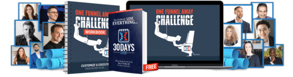 One Funnel Away Challenge by Russel Brunson