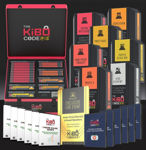 The Kibo Code with Steve Clayton And Aidan Booth