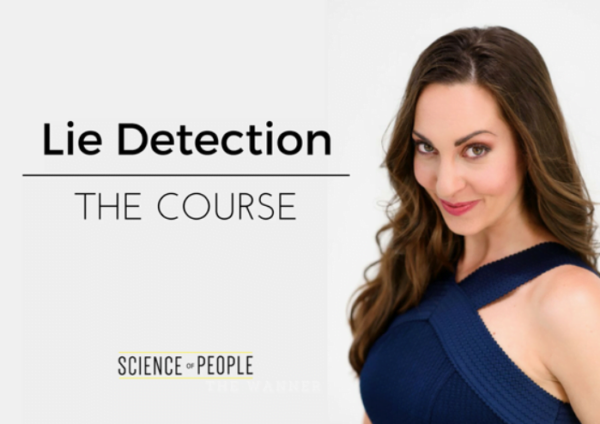 Lie Detection Course by Vanessa Edwards