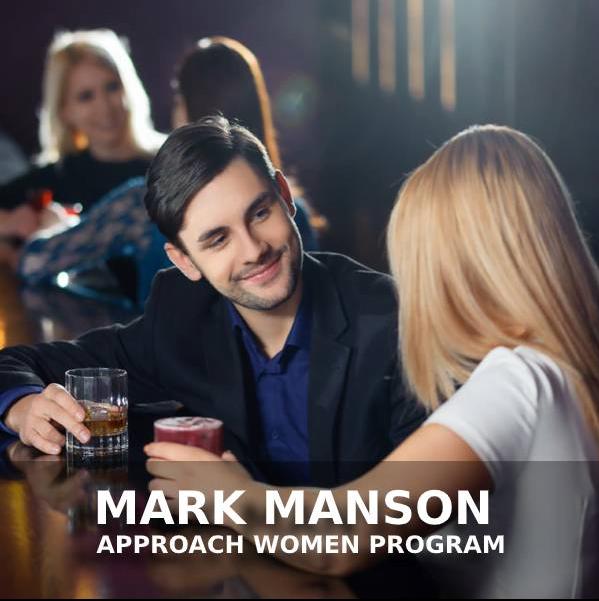 Approach Women Program by Mark Manson
