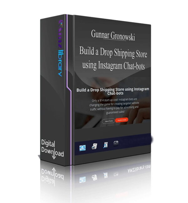 Build a Drop Shipping Store using Instagram Chat-bots with Gunnar Gronowski