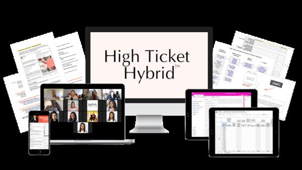 High Ticket Hybrid with Mariah Coz