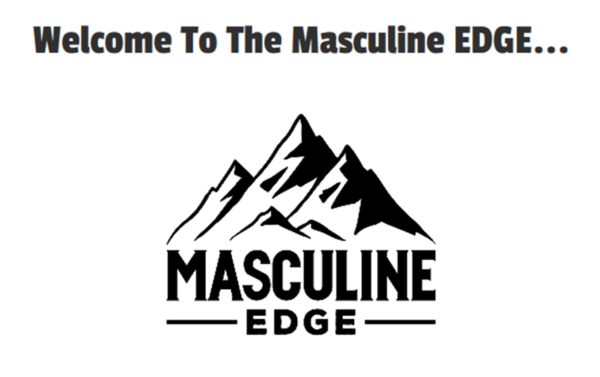 Masculine Edge by Dr.Farhan Khawaja