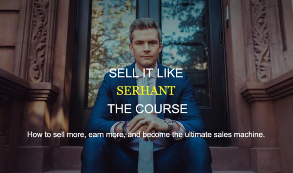 Ryan Serhant – Sell It Like SERHANT – The Course