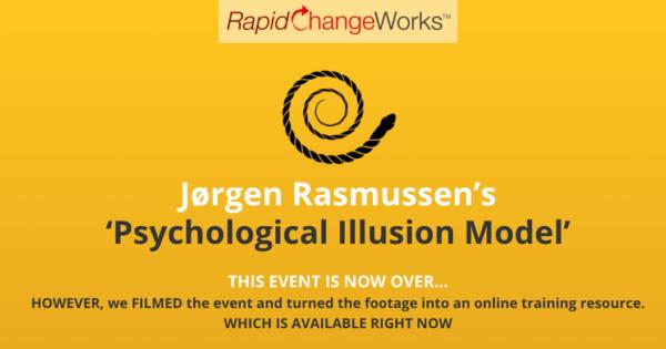 Psychological Illusion Model by Jorgen Rasmussen