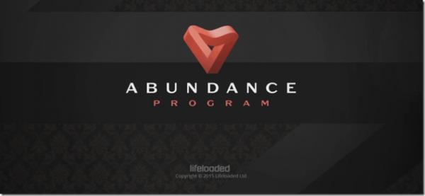 LifeLoaded – The Abundance Program (7 Modules)