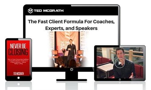 Fast Client Enrollment Formula by Ted McGrath
