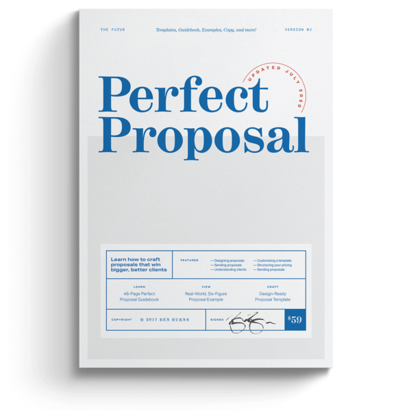 The Perfect Proposal with Ben Burns