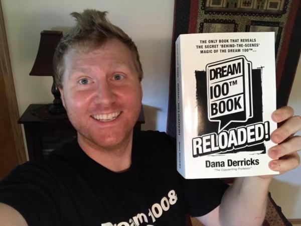 Dream 100 Challenge with Dana Derricks