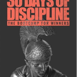 30 Days of Discipline by Victor Pride