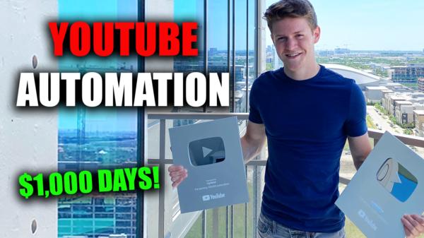 YouTube Automation Academy 2020 with Caleb Boxx