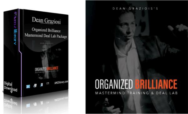 Organized Brilliance Mastermind 2019 by Dean Graziosi