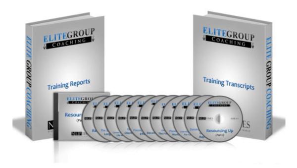 Elite Group Coaching by Michael Breen