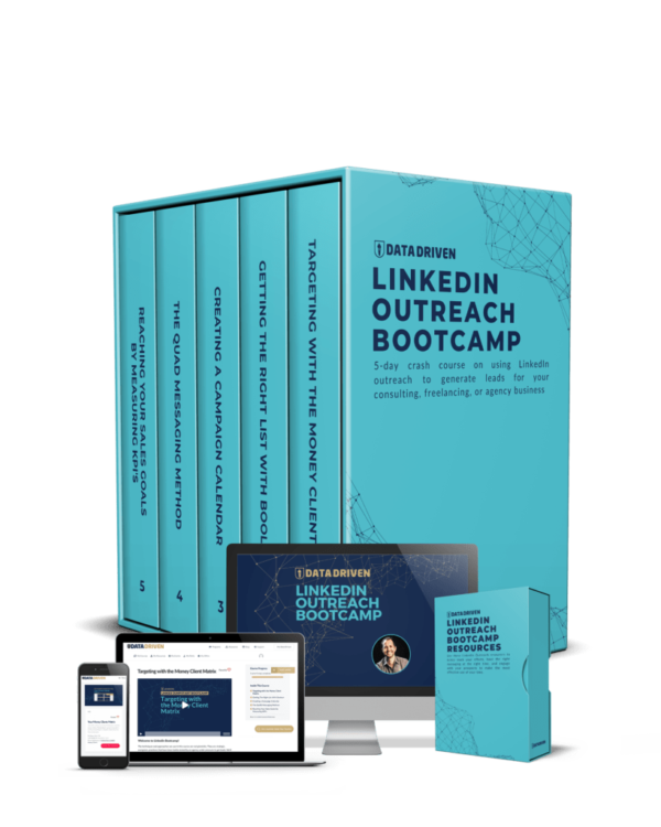 Linkedin Outreach Bootcamp by Isaac Anderson