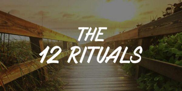 The 12 Rituals – Jesse Elder