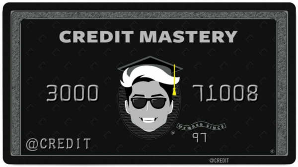 Credit Mastery with Stephen Liao
