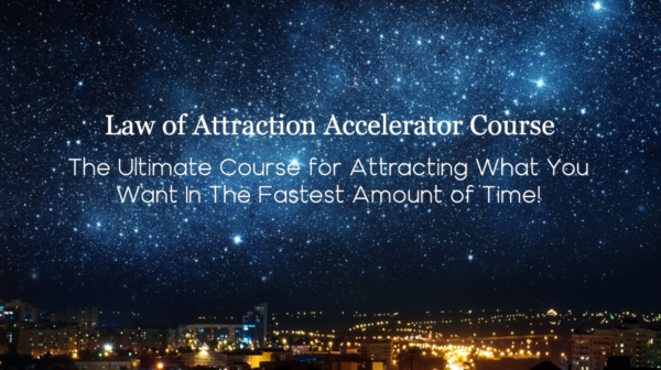 Law of Attraction Accelerator Course by Aaron Doughty