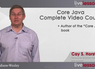 Core Java Course (Version 9) by Cay S Horstmann