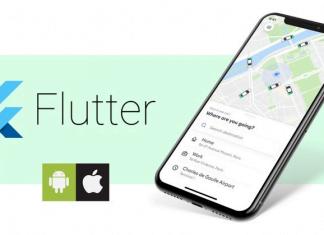 Build UBER Clone App Using Flutter and Firebase (2020)