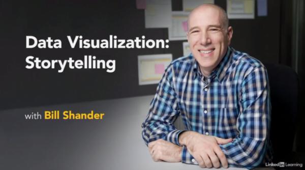 Data Visualization: Storytelling with Bill Shander