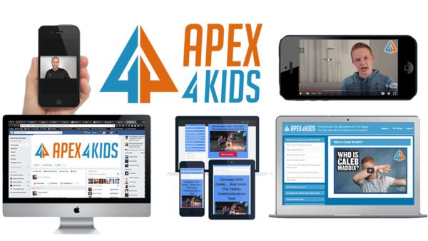 Caleb Maddix – APEX For Kids