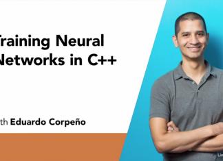 Lynda Training Neural Networks in C++ with Eduardo Corpeño