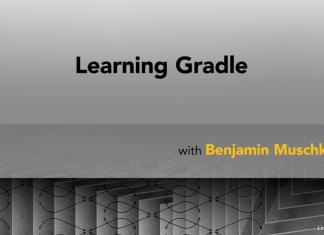 Learning Gradle with Benjamin Muschko