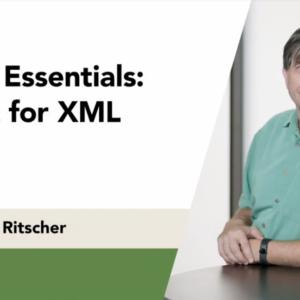 .NET Essentials: LINQ for XML with Walt Ritscher