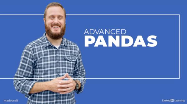 Advanced Pandas with Brett Vanderblock