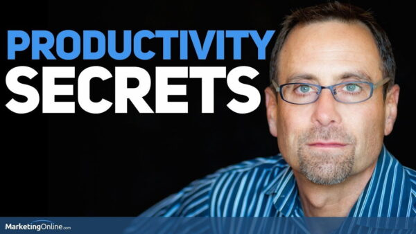 Productivity Secrets by Alex Mandossian
