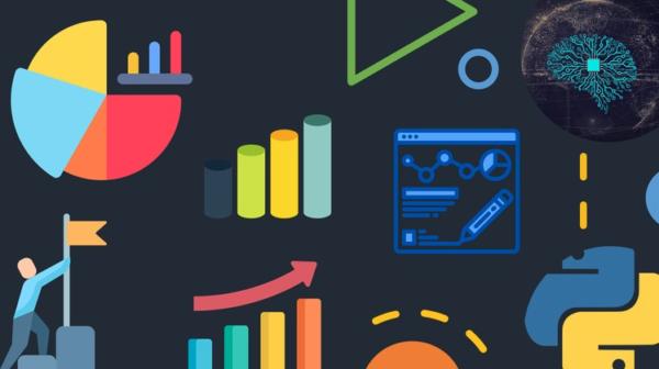 Data Visualization in Python Masterclass™: Beginners to Pro