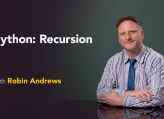 Python: Recursion with Robin Andrews