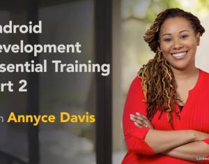 Android Development Essential Training Part 2