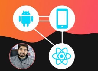 Complete React Native bootcamp – Build 18 iOS & Android app