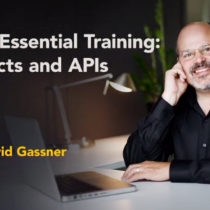 Java Essential Training: Objects and APIs with David Gassner