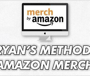 Ryan's Method: Amazon Merch Course – Ryan Hogue