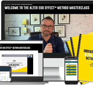 The Alter Ego Effect Method Masterclass by Todd Herman