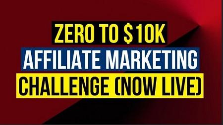 Zero To 10k Challenge by Joshua Elder
