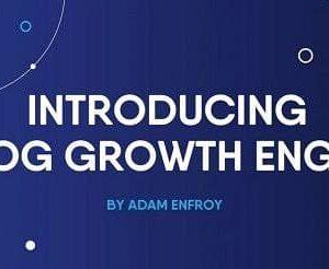 Adam Enfroy – Blog Growth Engine
